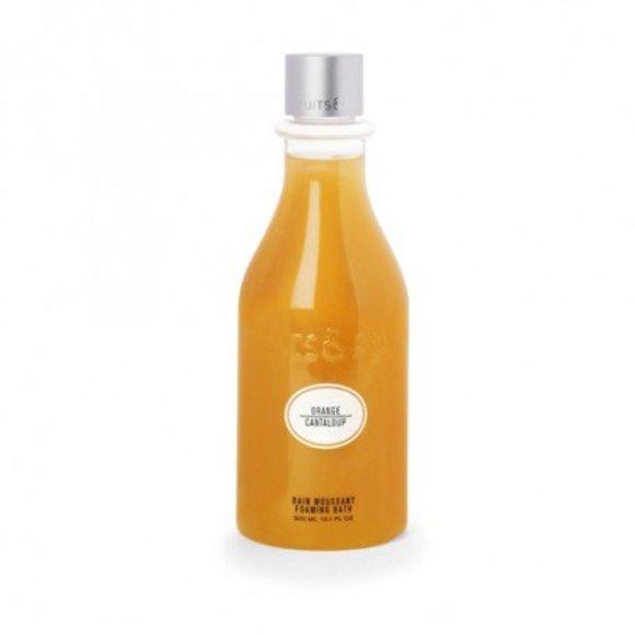 Fruit & Passion Foaming Bath Orange Cantaloup 300m